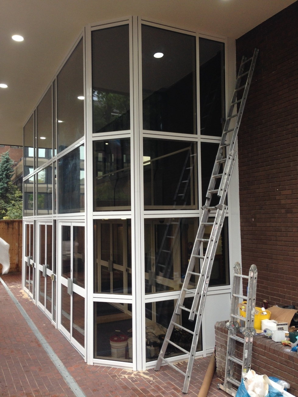 Glass and glazing