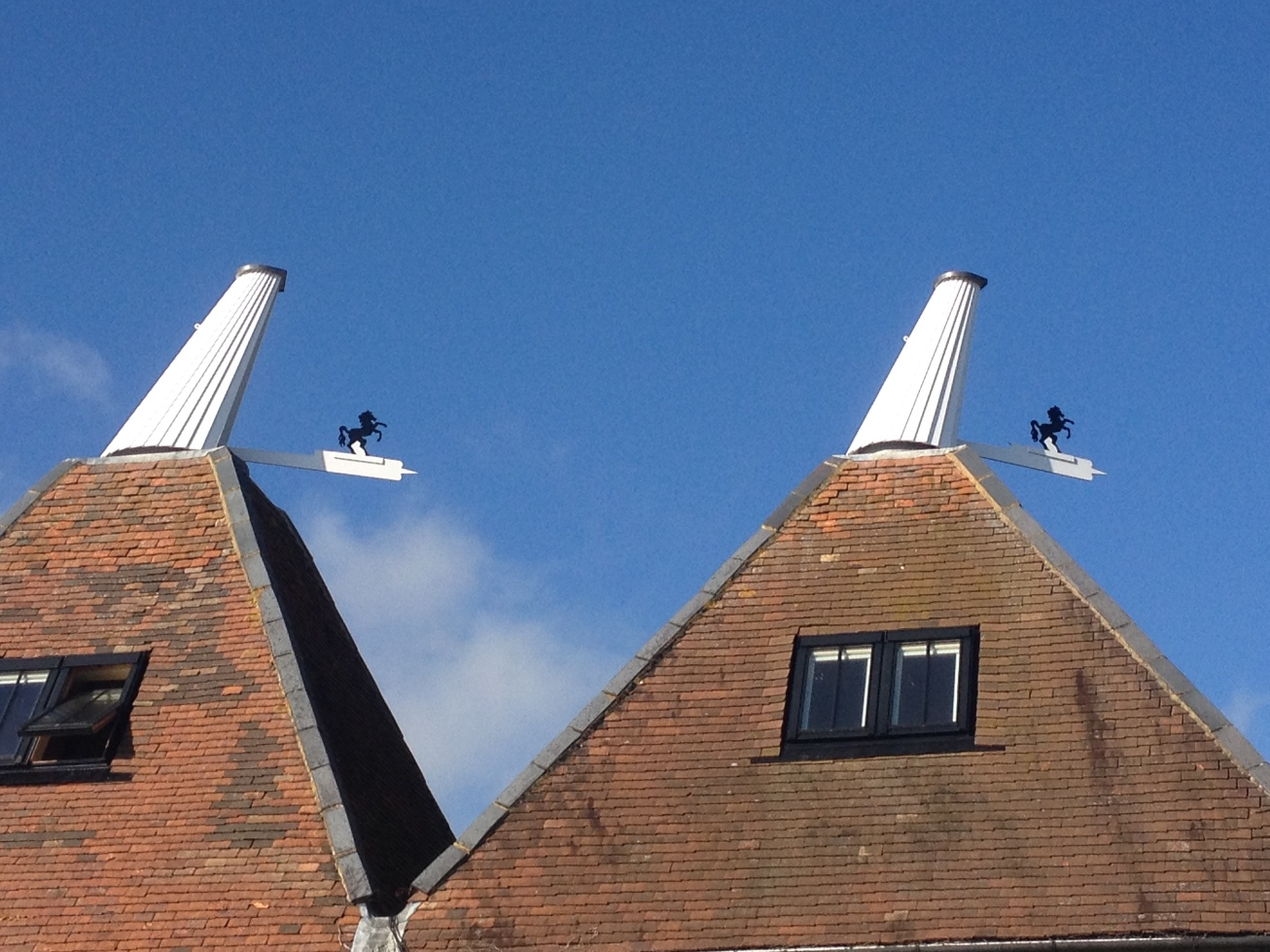 Kentish Oast House refurbishment