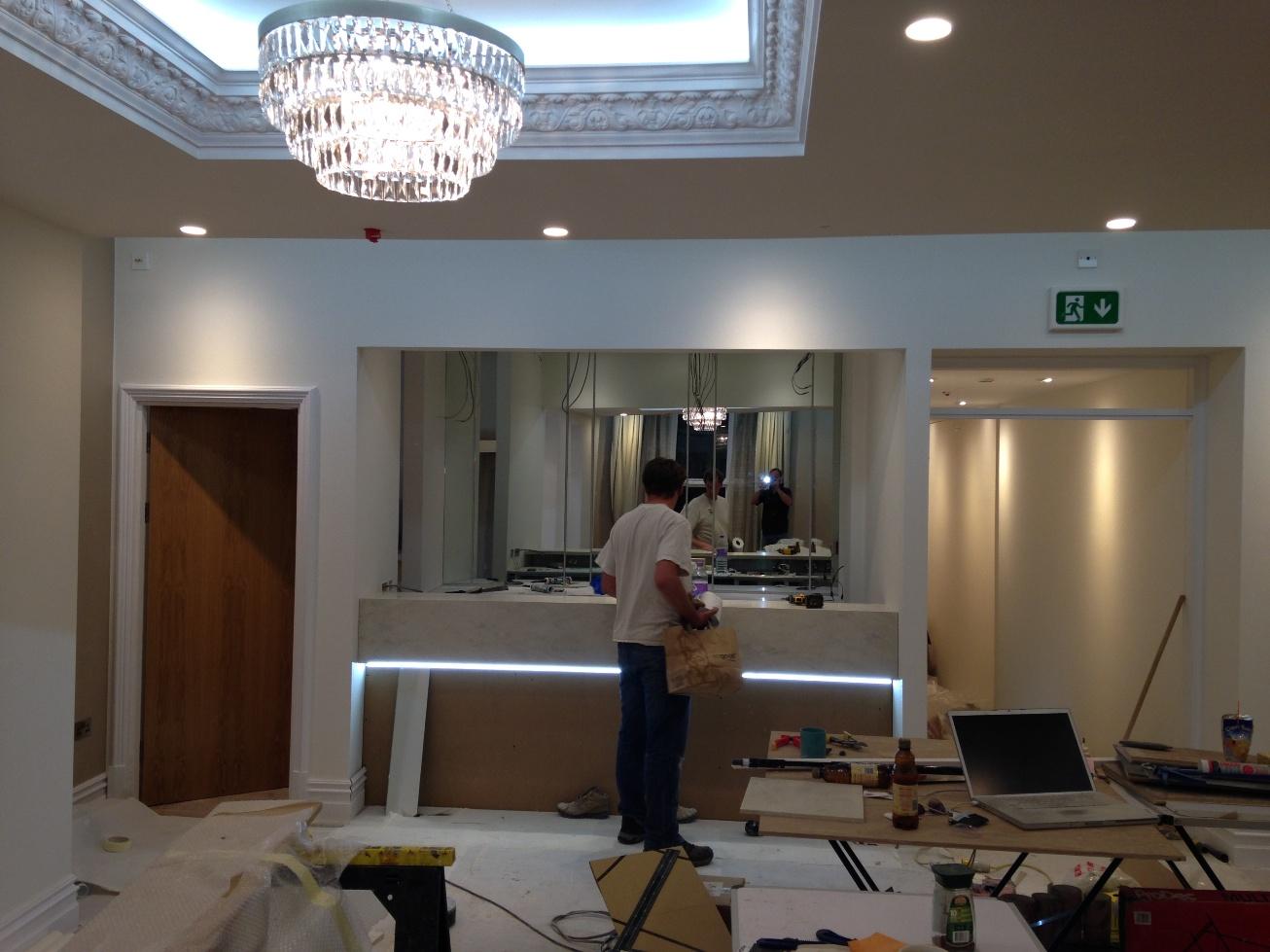 Sands Hotel Margate function room