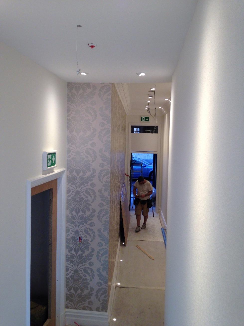 Sands Hallway