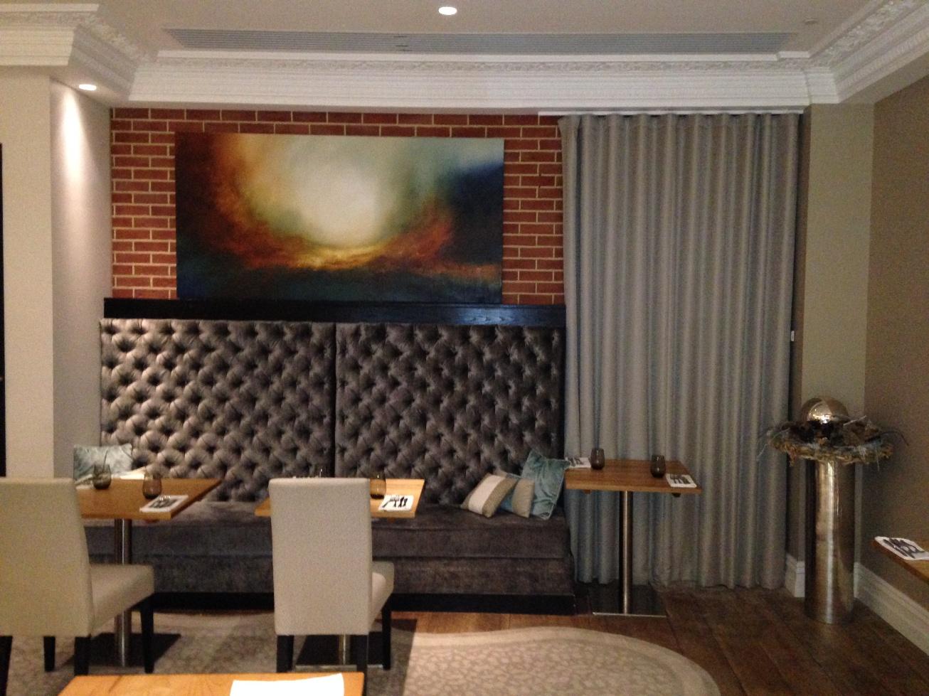 Sands Hotel knockthrough